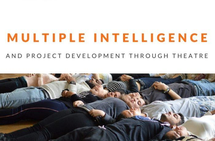 Training course on Multiple Intelligence and Project Development through theatre