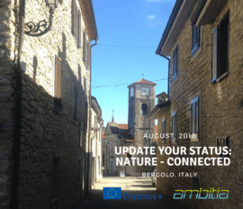 Youth exchange: Update Your Status: Nature – Connected
