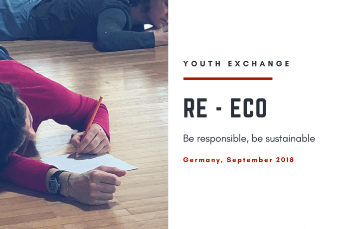 Youth exchange: RE – ECO
