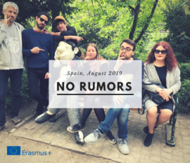 Youth exchange: No Rumors