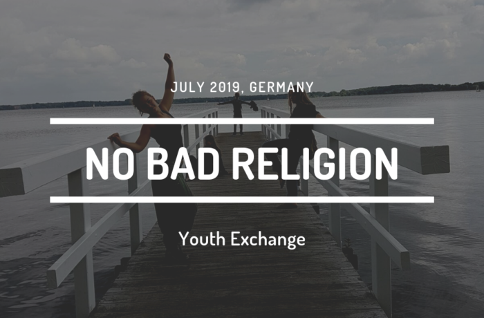 Youth exchange: No Bad Religion