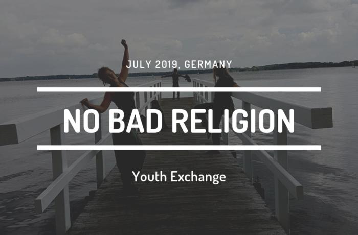 No Bad Religion
