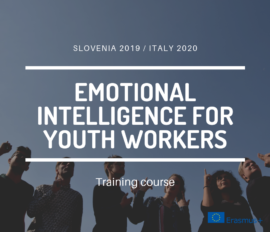 Training Course on Emotional Intelligence for the Youth Workers