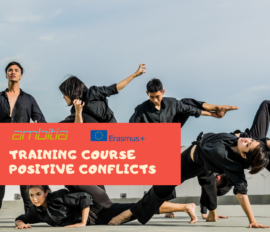 Training course on Positive Conflicts