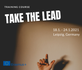 Training course: Take the Lead